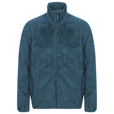 EDZ Yeti Fleece Jacket Denim Blue