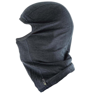 EDZ Merino Wool Thermal Balaclava - Graphite Grey