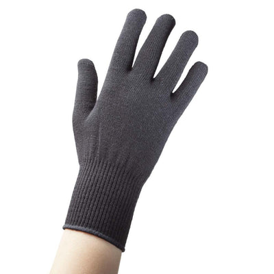 EDZ merino thermal liner gloves black main image