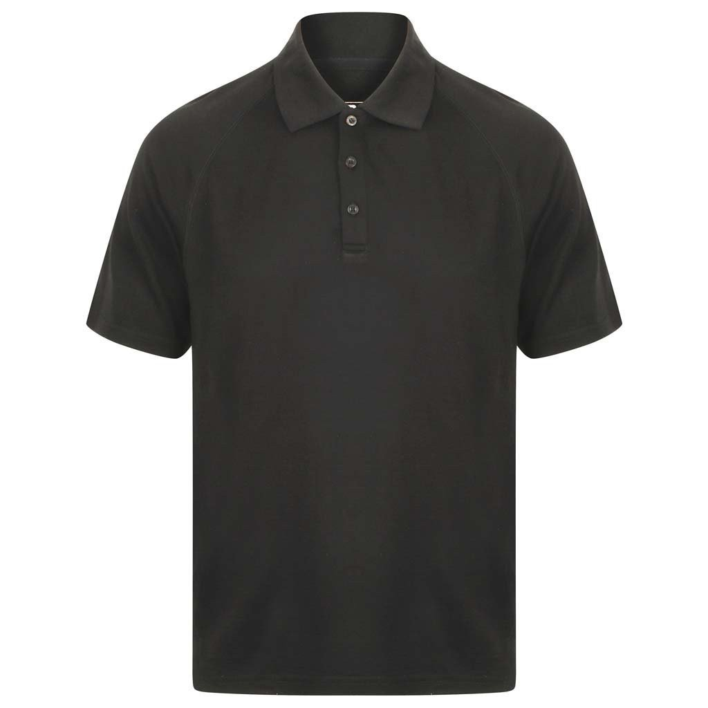 a6440a1ae47e4 EDZ Merino Wool Polo Shirt Short Sleeve T Men s Black