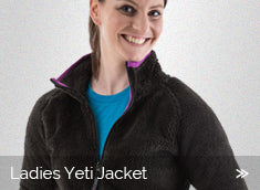 Ladies Yeti jacket