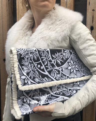 The Oversized Clutch