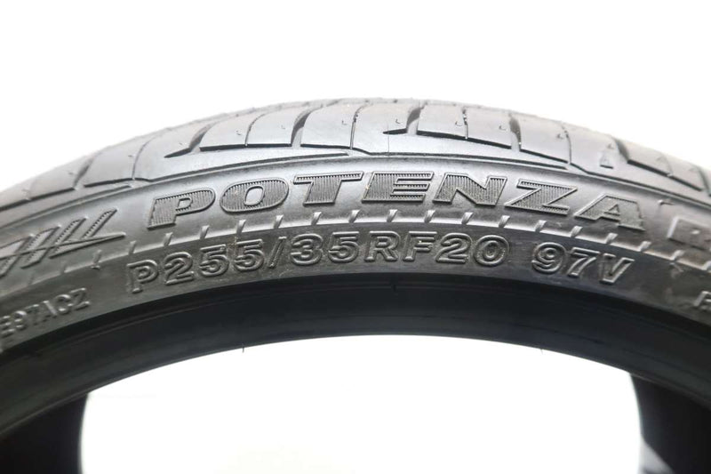 ブリヂストン POTENZA RE97 AS RFT 255/35R20