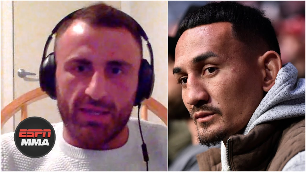 Alexander Volkanovski: My goal is to finish Max Holloway at UFC 251