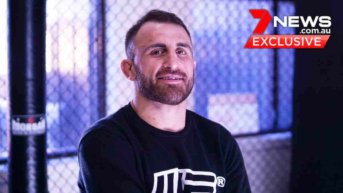 UFC champion Alexander Volkanovski writes children's book on hard work and dedication
