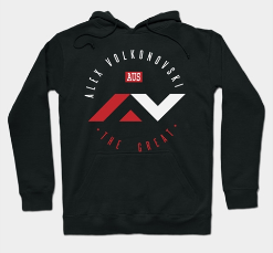 ALEX 'THE GREAT' VOLKANOVSKI SUPPORTER HOODIE W/Sizes