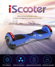 Load image into Gallery viewer, Free shipping iScooter Hoverboard Bluetooth 6.5inch 2 Wheel Smart Balance Electric Scooter Self Balancing Skateboard Giroskuter