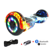 Load image into Gallery viewer, 6.5 inch Smart Balance Wheel Hoverboard Skateboard Electric scooter Drift Self Balancing Standing Scooter Hoverboard Hover Board