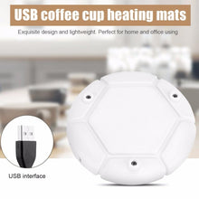 Load image into Gallery viewer, USB Desktop Coffee/ Tea Cup Warmer
