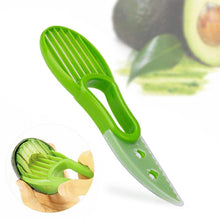 Load image into Gallery viewer, 3 In 1 Avocado Cutter