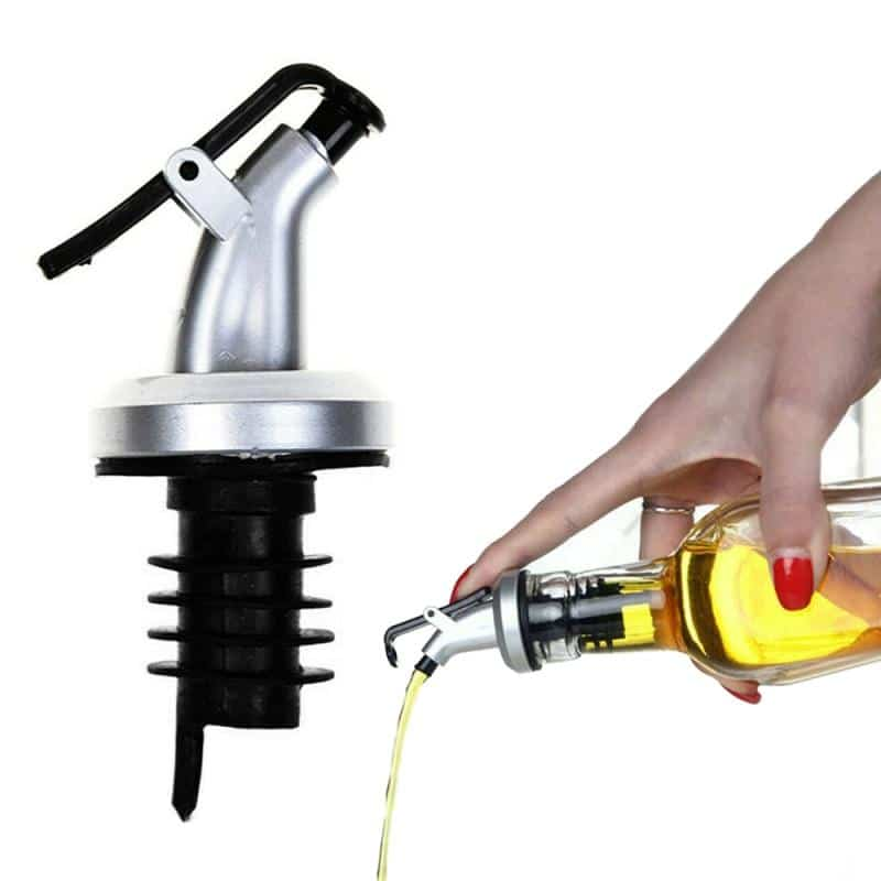 Perfect Pour No-Drip Oil Dispenser Bottle