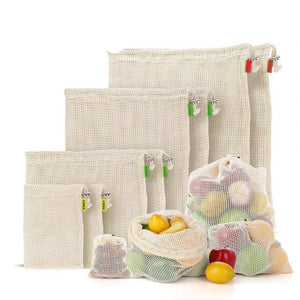 Eco-Friendly Reusable Produce Storage Bags