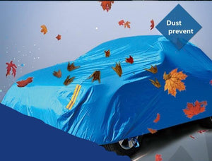 Semi-automatic Car Cover with Remote Control