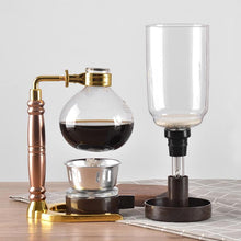 Load image into Gallery viewer, Japanese-Style Glass Siphon Coffee/ Tea Maker