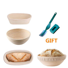 Load image into Gallery viewer, Hot Bread Fermentation Rattan Basket