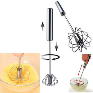 Semi-automatic Egg Beater
