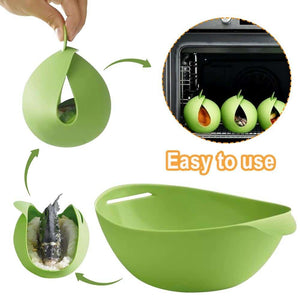 All-purpose Foldable Silicone Cooking Pocket