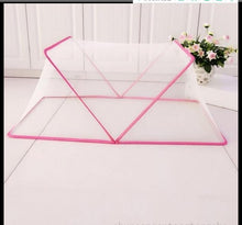 Load image into Gallery viewer, Portable Baby Crib Mosquito Net Tent
