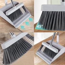 Load image into Gallery viewer, Foldable Dustpan And Broom