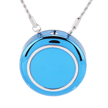 Load image into Gallery viewer, Air Purifier USB Portable Personal Wearable Necklace Negative Ionizer - Nova Dream Shop