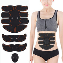Load image into Gallery viewer, Electric Muscle Stimulator / Wireless Buttocks Hip Trainer / Abdominal ABS Stimulator / Fitness Body Slimming Massager - Irene Cheung