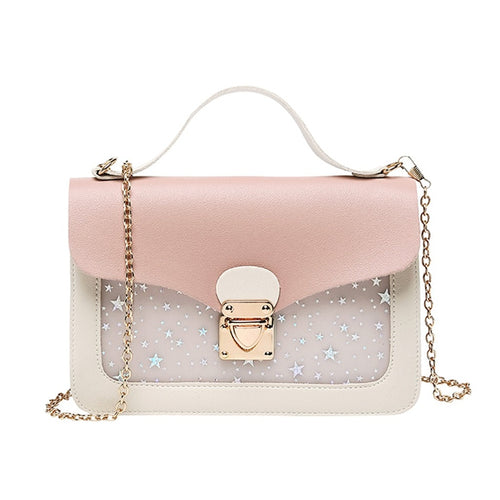 Mini Small Square Pack Shoulder Bag - Nova Dream Shop