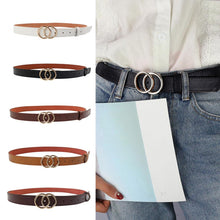 Load image into Gallery viewer, Vintage Casual Soft Faux Leather Belt - Nova Dream Shop