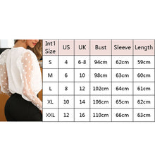 Load image into Gallery viewer, Vintage Blouse See-through Sleeve Top - Irene Cheung