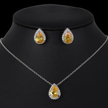 Load image into Gallery viewer, Water Drop Wedding Jewelry Sets - Nova Dream Shop