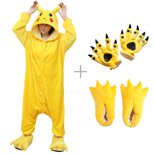 Pikachu Pokemon Sleepwear - Nova Dream Shop
