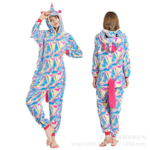 Animal Unicorn Cosplay Homewear Sleepwear - Nova Dream Shop