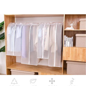 Clothes Dust Cover Waterproof Coat Protector Storage Bag - Nova Dream Shop