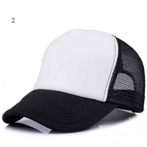 Glitter / Flora Ponytail Baseball Adjustable Snapback Cap - Nova Dream Shop