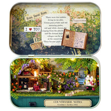 Load image into Gallery viewer, DIY Doll House Miniatures Furniture Box Theatre Toys gift box - Nova Dream Shop