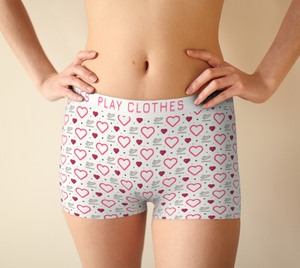 Play Clothes - Boy Shorts