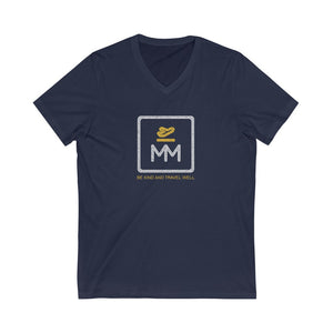 Unisex V-Neck MM Icon Tee