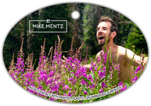 Load image into Gallery viewer, Man Embracing Wildflowers Air Freshener