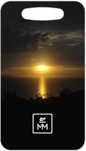 Load image into Gallery viewer, Koh Samui Sunset Luggage Tag