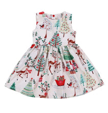 Load image into Gallery viewer, Light weight Christmas dress