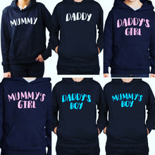 Load image into Gallery viewer, Mummy's personalised hoodie