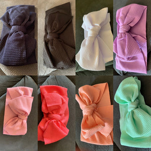 Large Headwraps / Headbands- buy 5 get one free!