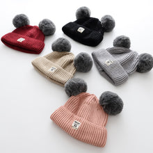 Load image into Gallery viewer, Children's super gorgeous beanies