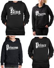 "Load image into Gallery viewer, Men's ""king"" hoodie"