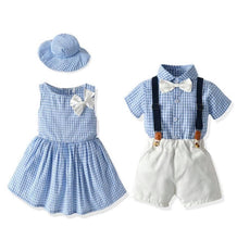 Load image into Gallery viewer, Boy and girl matching outfits