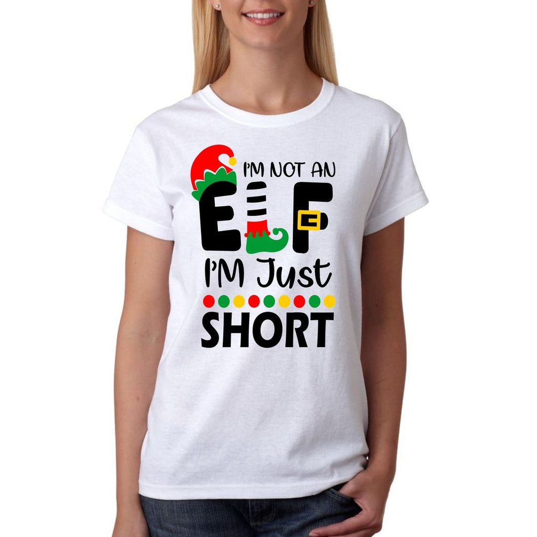 Adults tee - elf