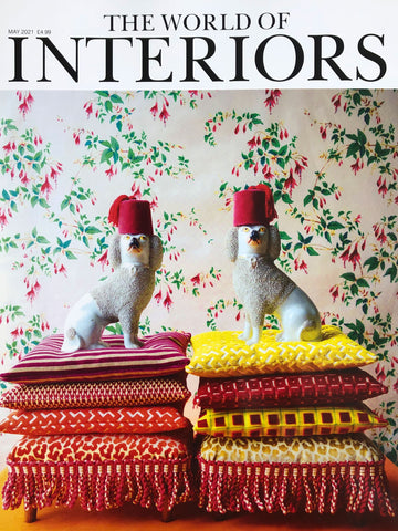 World Of Interiors May 2021 Cover