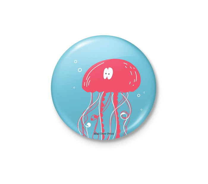 Octopus Badge
