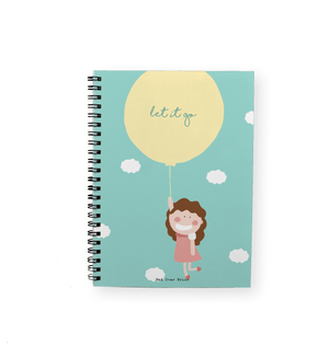 Let It Go Notepad