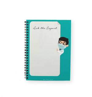Ask The Expert Notepad