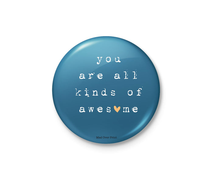 You're Awesome Badge